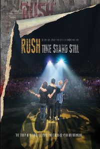 Cover Rush - Time Stand Still [DVD]